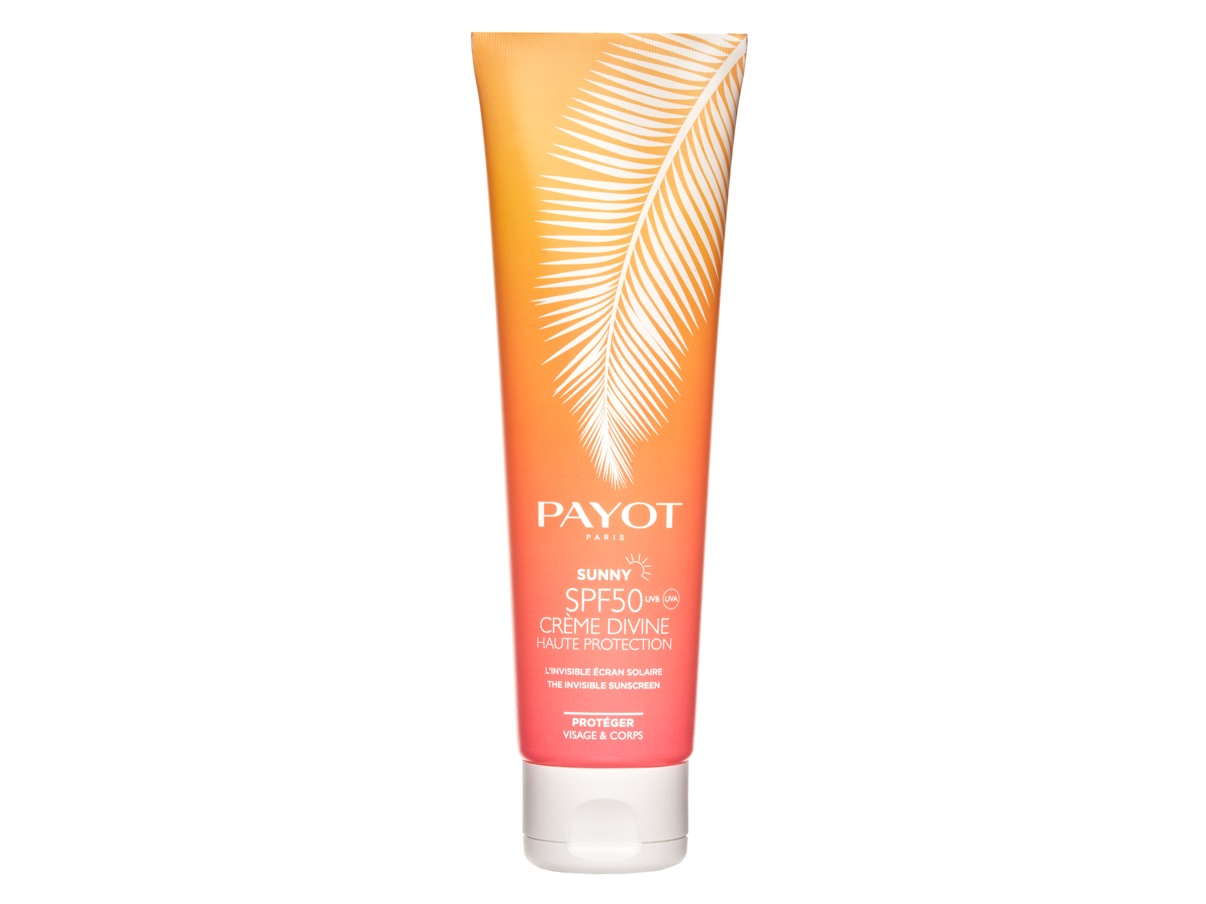 Payot Sunny Crème Divine Face and Body, SPF 50, 150 ml