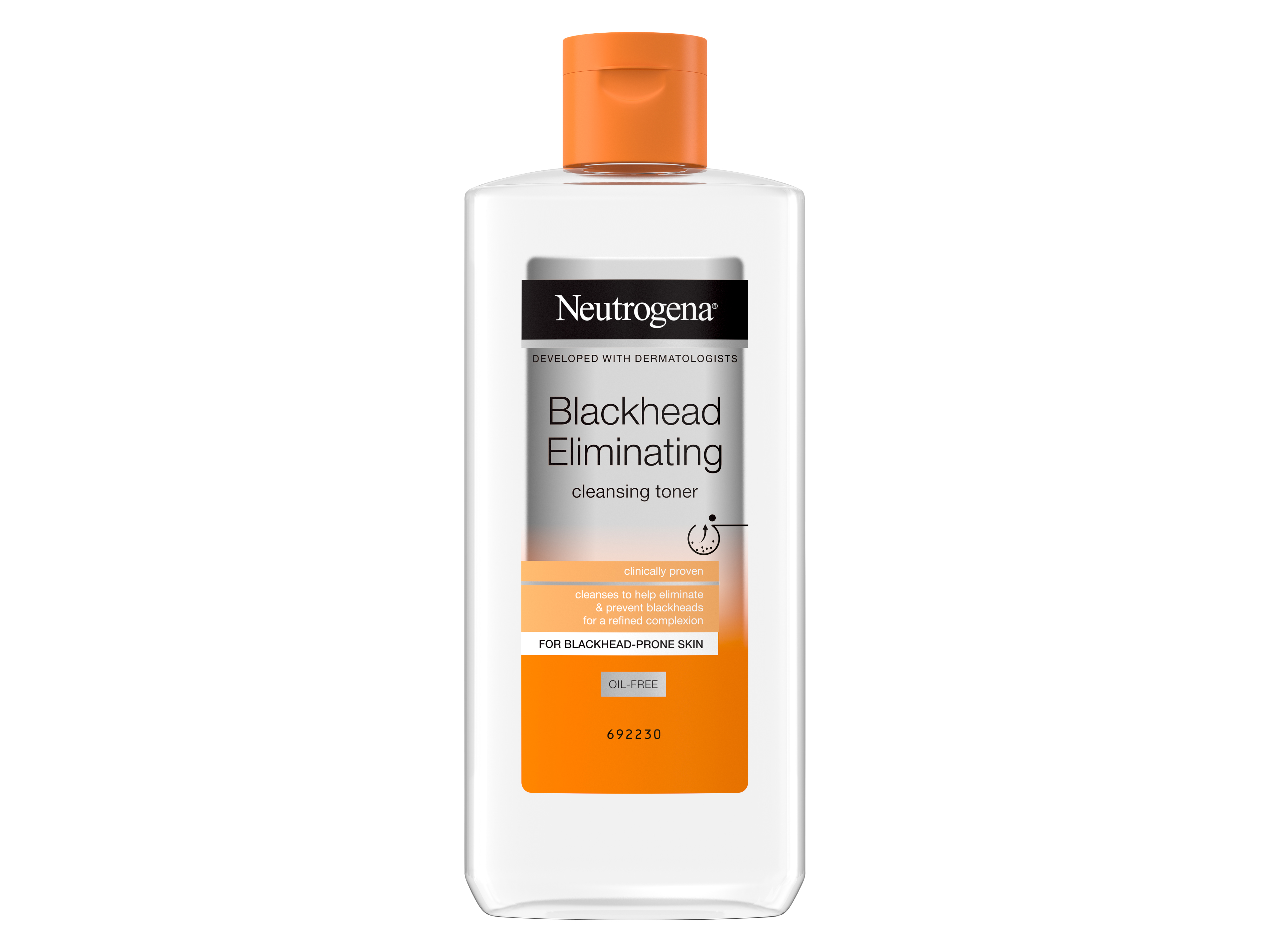 Neutrogena Blackhead Eliminating Cleansing Toner, 150 ml