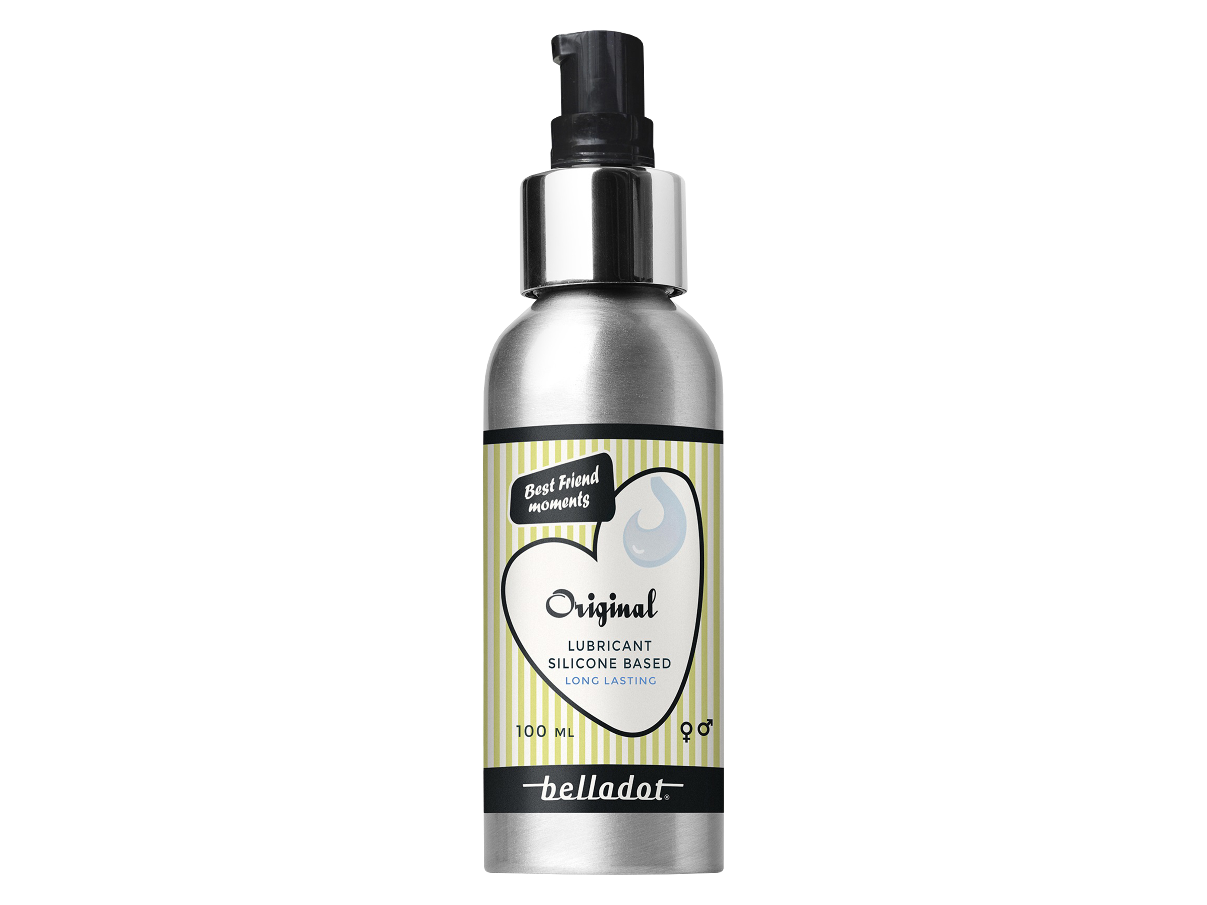 Belladot Original Lubricant Silicone Based Long Lasting, 100 ml