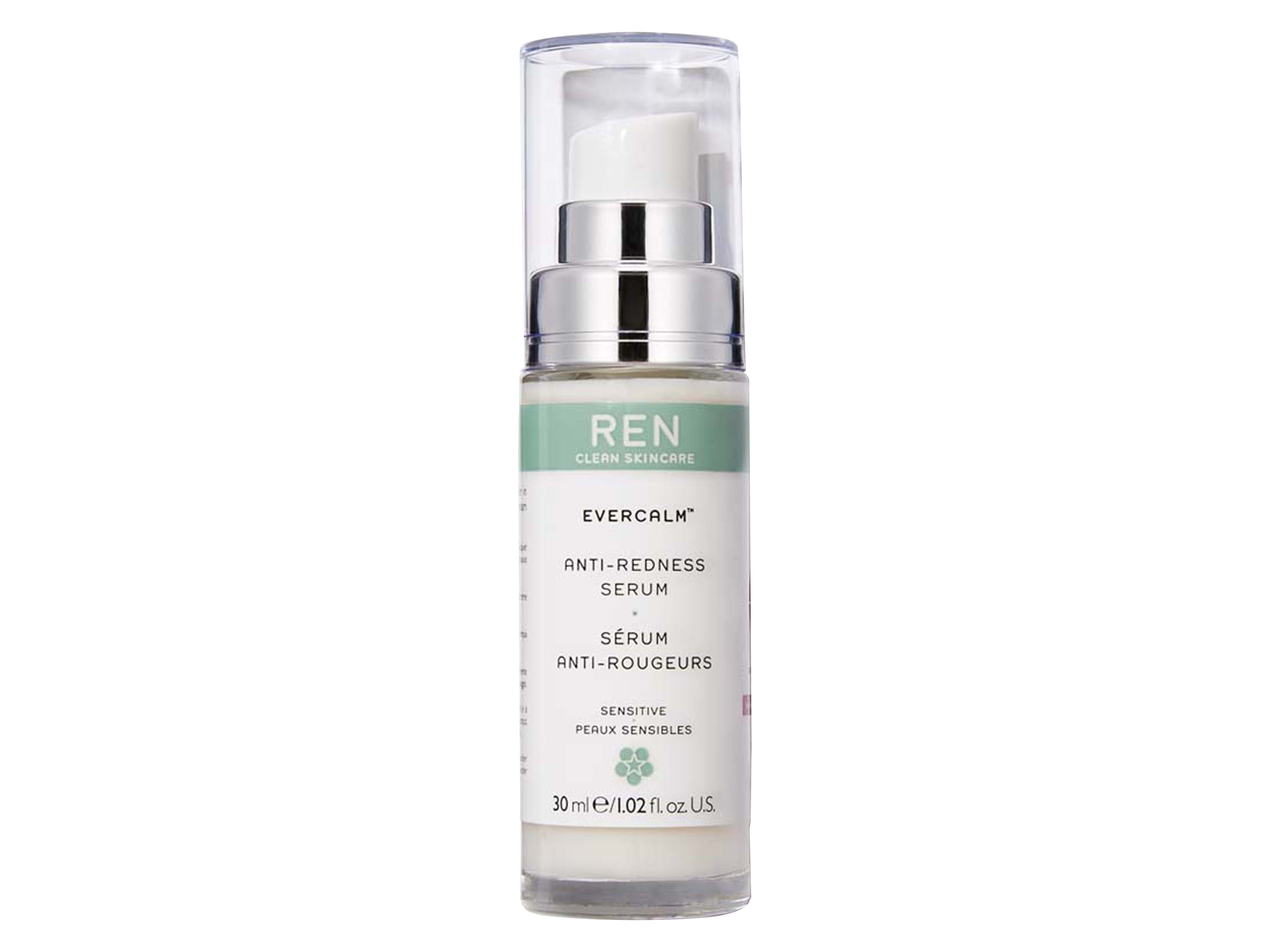 REN Evercalm Anti-Redness Serum, 30 ml