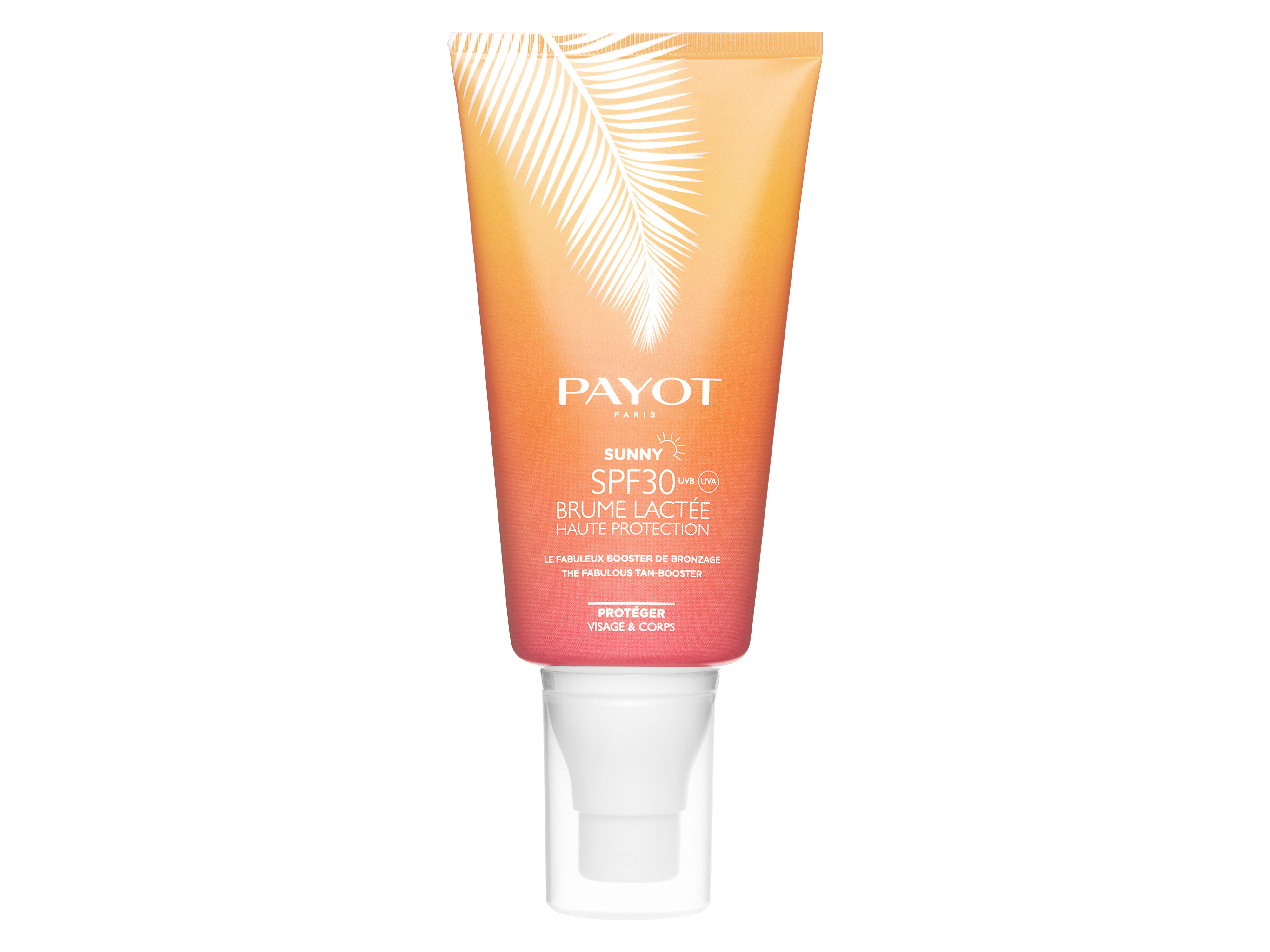 Payot Sunny Brume Lactée Face and Body, SPF 30, 150 ml