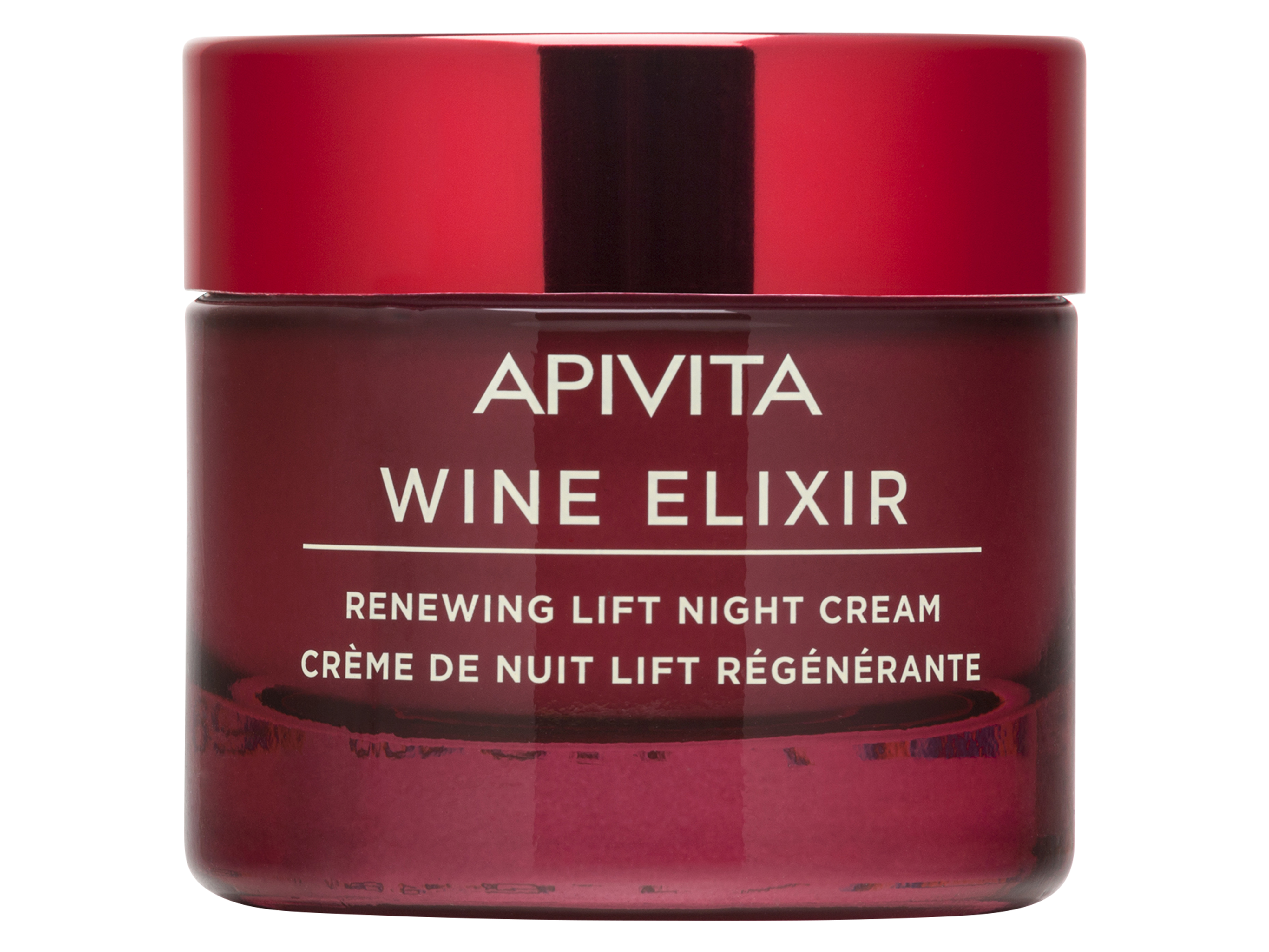 Apivita Wine Elixir Anti Age Night Cream, 50 ml