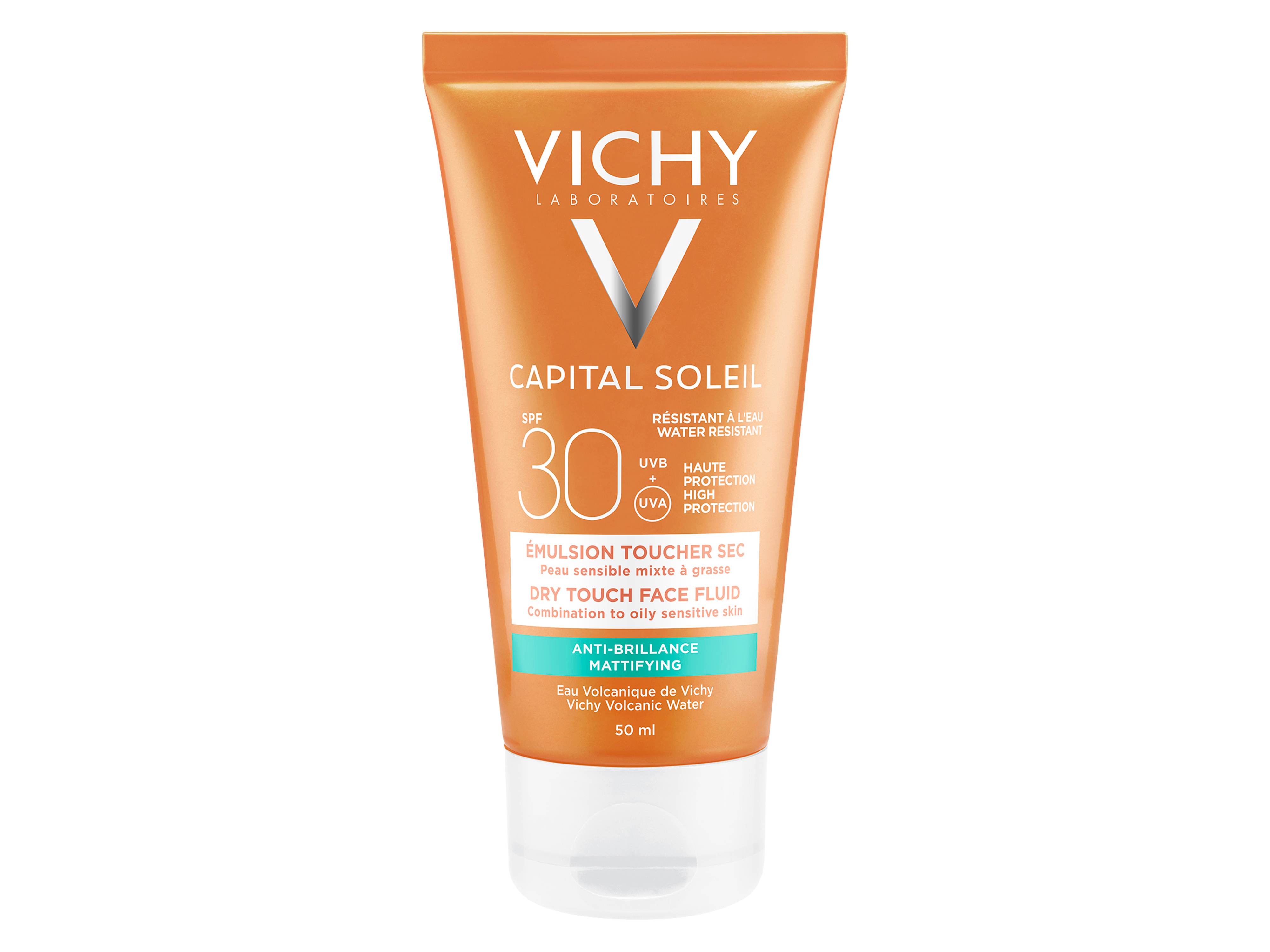 Vichy Capital Soleil Dry Touch Face, SPF 30, 50 ml