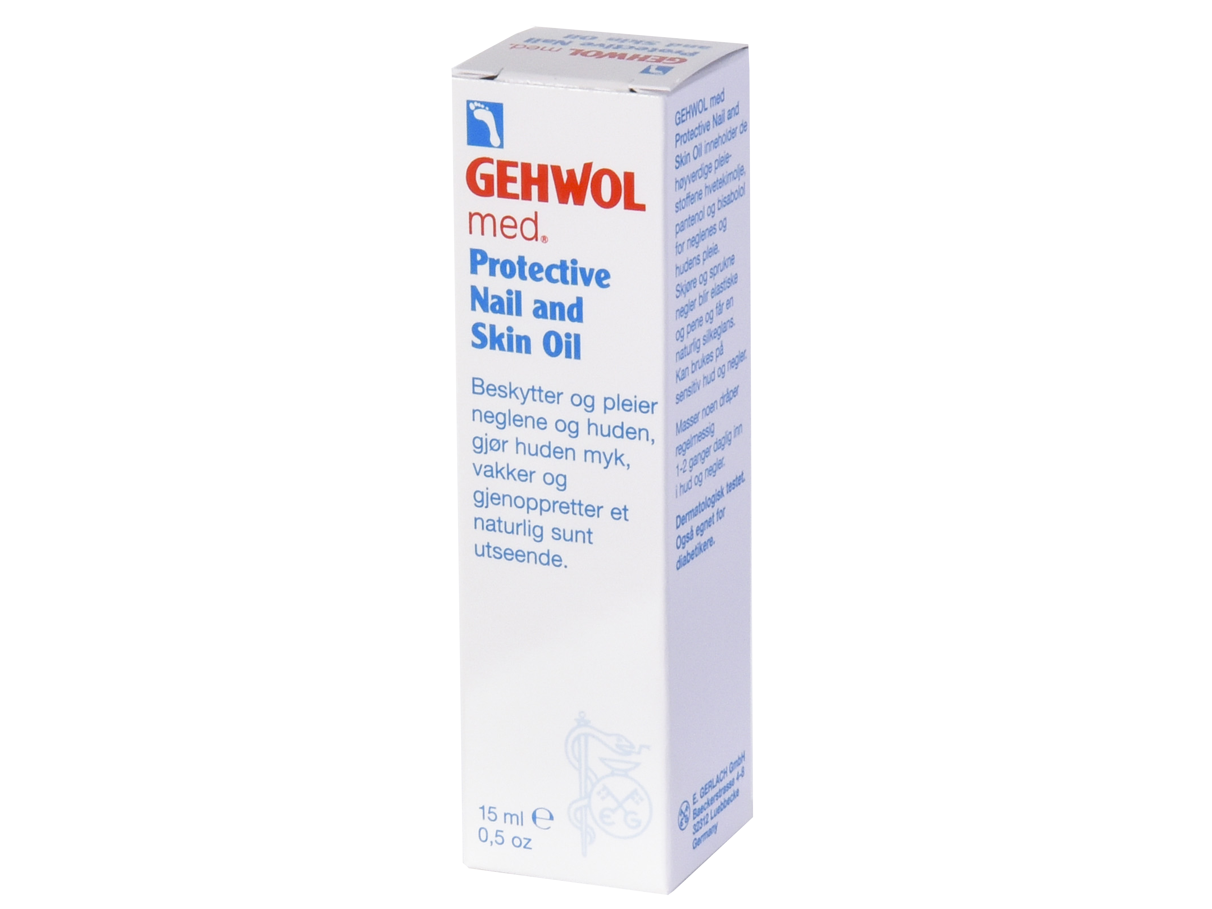 Gehwol med Protective Nail & Skin Oil, 15 ml