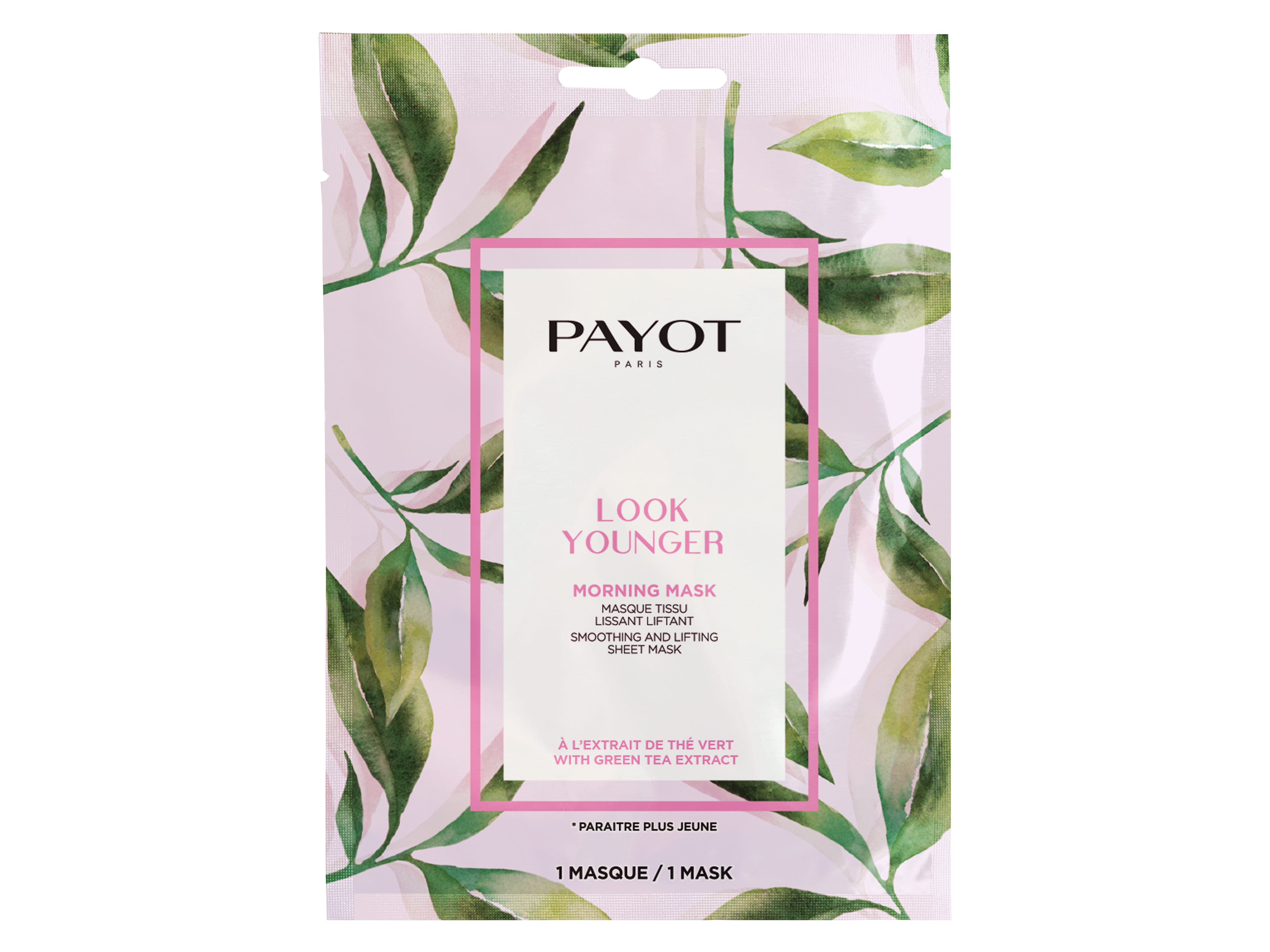 Payot Morning Mask Look Younger, 1 stk., 19 ml