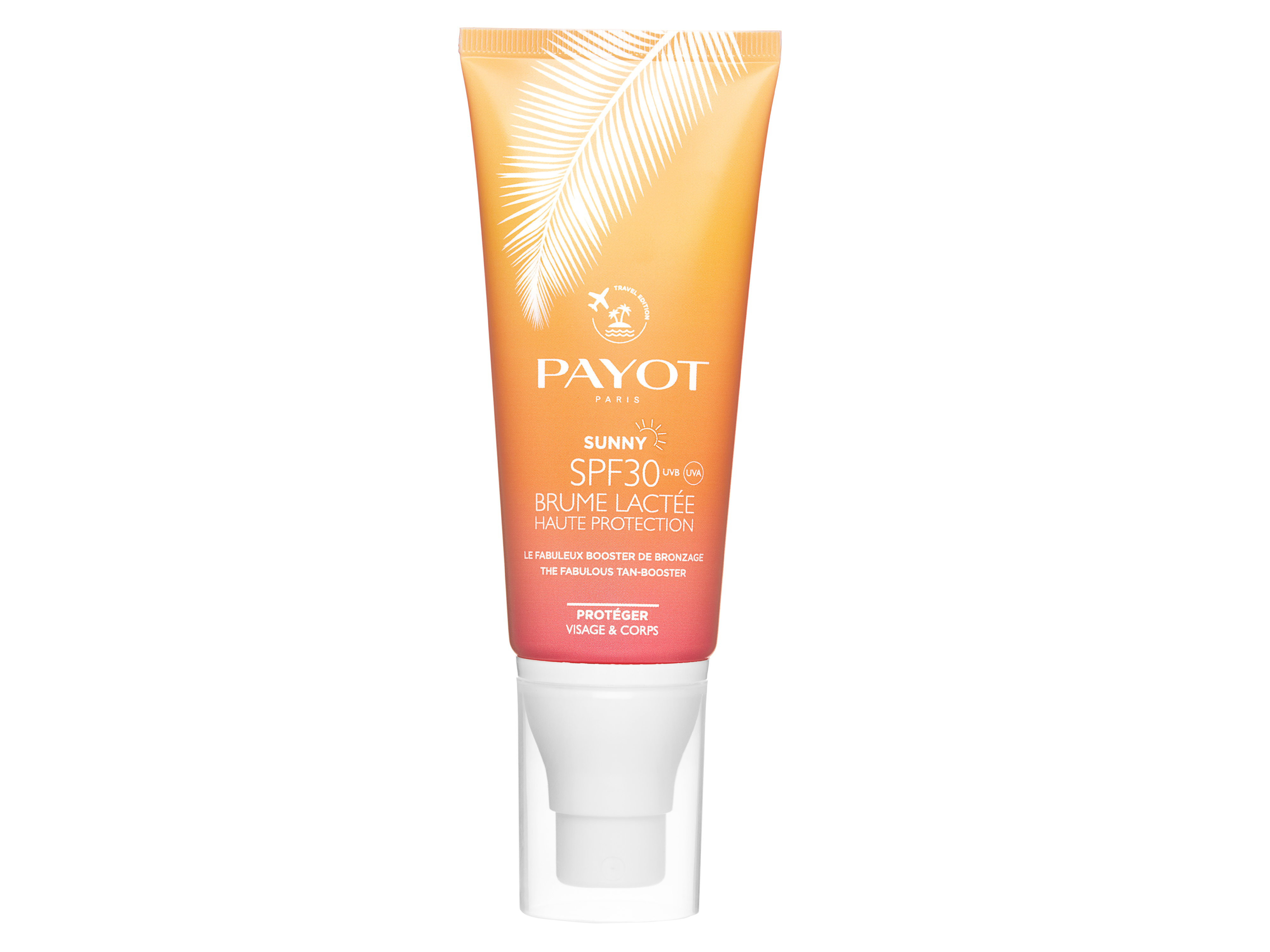 Payot Sunny Brume Lactée Face and Body, SPF 30, 100 ml