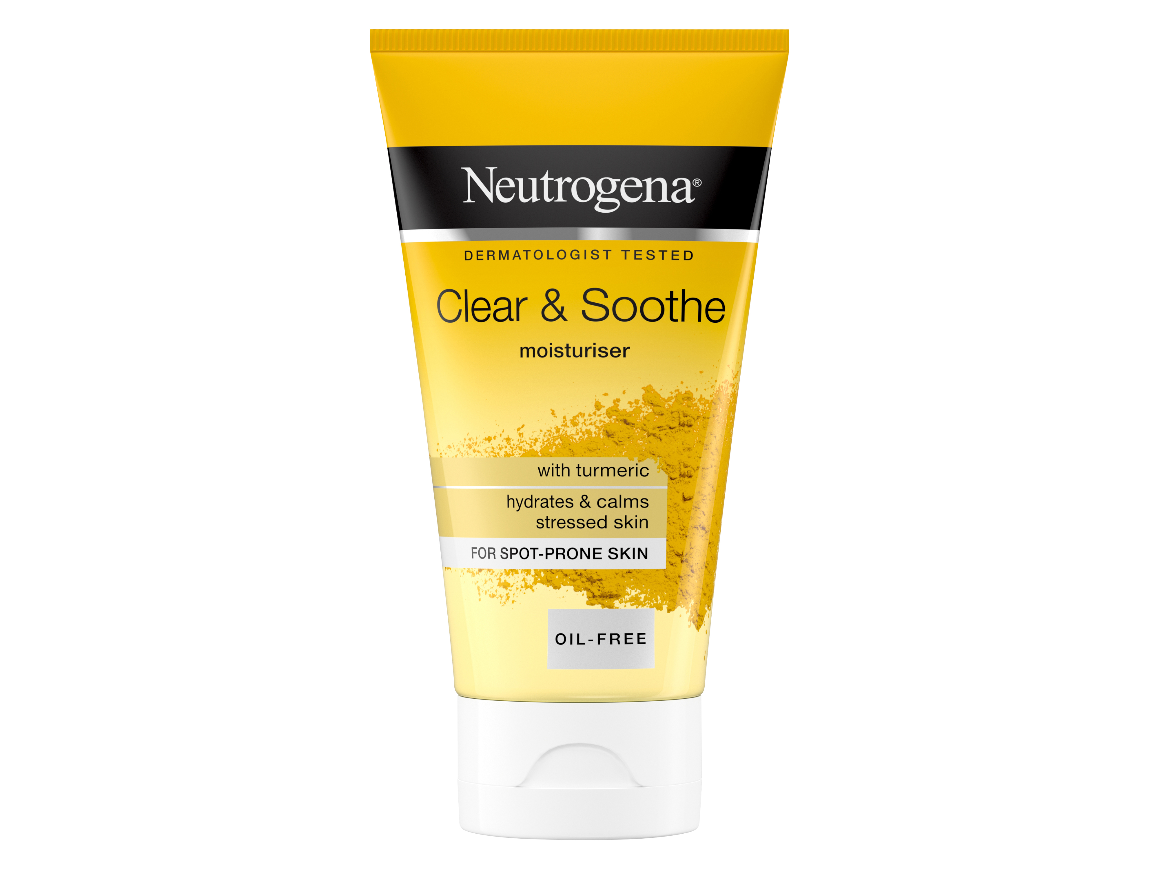 Neutrogena Clear & Soothe Moisturiser, 75 ml