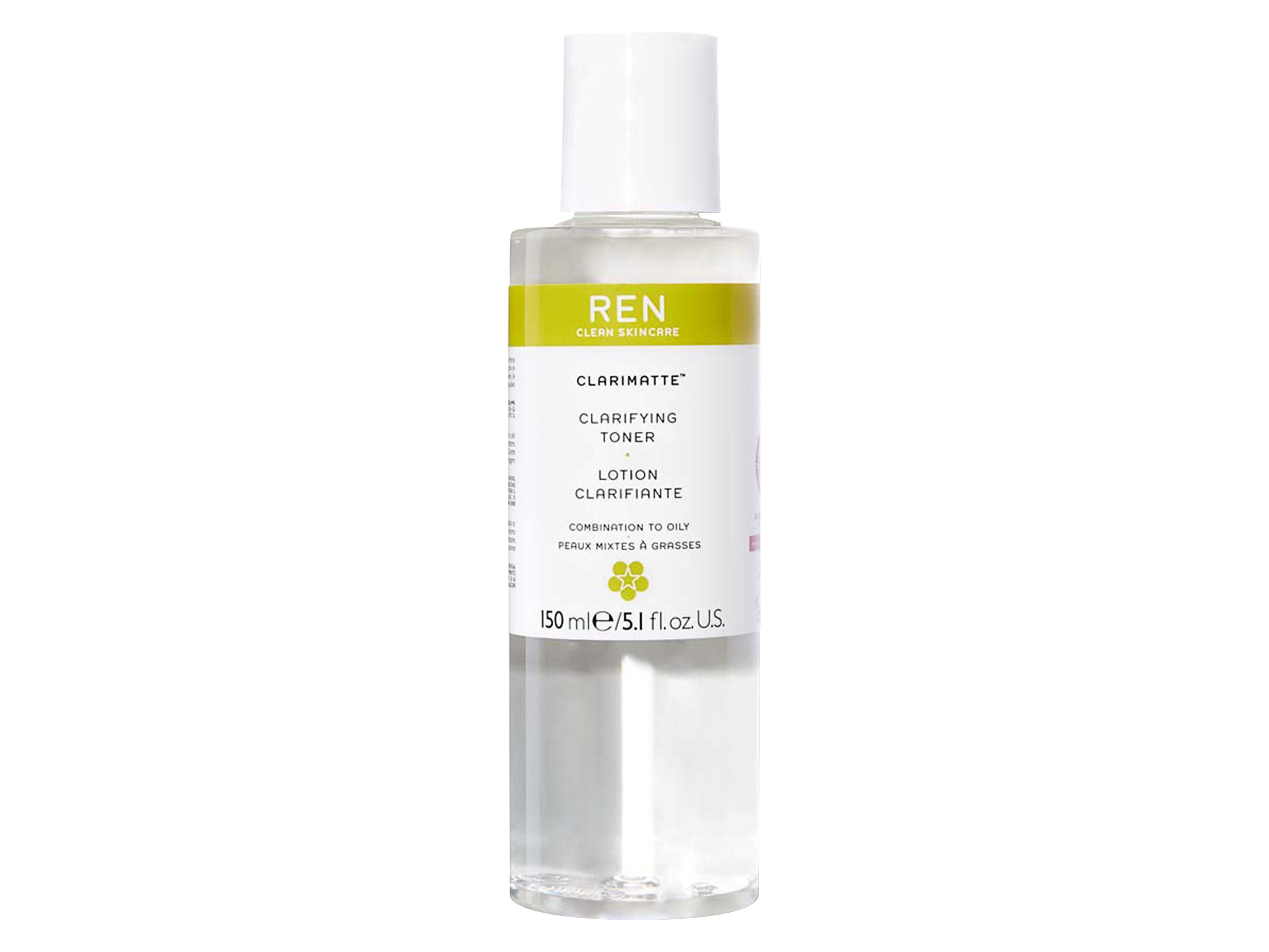 REN Clarimatte Clarifying Toner Lotion, 150 ml
