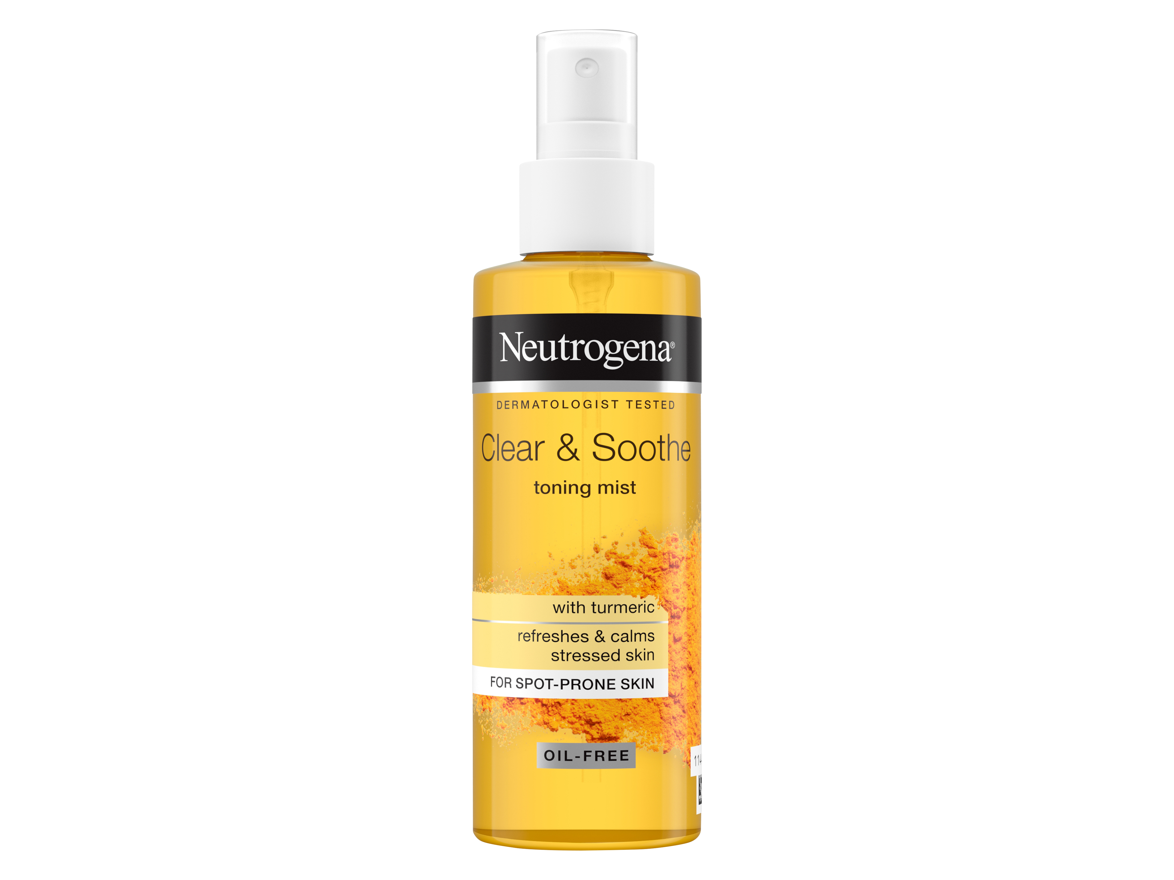 Neutrogena Clear & Soothe Toning Mist, 150 ml